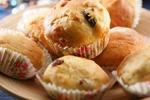 Muffiny z kynutého těsta