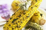 Kukuřice s bylinkovým máslem