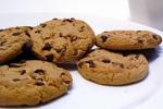 Ořechovo-ovesné sušenky