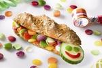 Středomorský sendvič