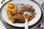 Steak s houbami podle Kiefera Sutherlanda