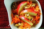 Zeleninový salát s tofu