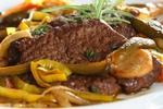 Hovězí maso na bylinkách