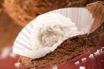 Nepečené kokosové raffaelo