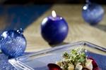 Salát s červenou řepou a ovocem