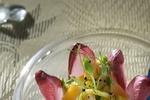 Exotický salát s patáty