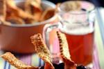 Sýrové tyčinky se sezamem