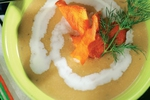 Sójová polévka
