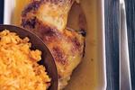 Medově hořčicové kuře
