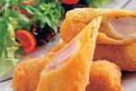 Kuřecí rolky plněné sýrem