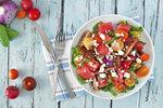 Rychlé letní večeře hotové do třiceti minut! Saláty, těstoviny nebo ryby