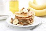 Banánové proteinové palačinky. Dezert, který si můžete dopřát bez výčitek každý den!