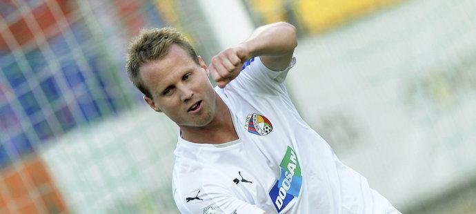 První zápas po nehodě zvolil David Limberský nevhodnou oslavu gólu
