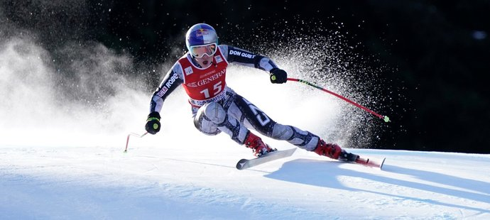 Kdy jede Ester Ledecká? Kompletní program SP v alpském lyžování