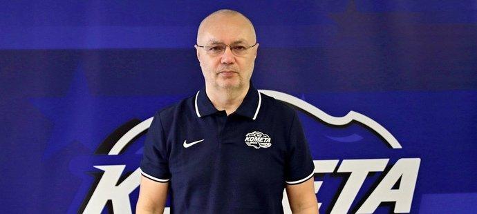 Jiří Kalous je novým trenérem Komety