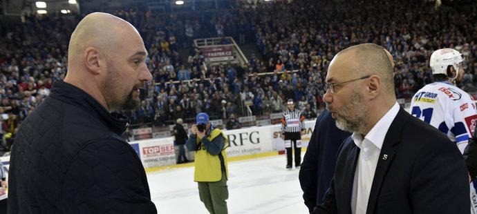 Jiří Kalous a Libor Zábranský