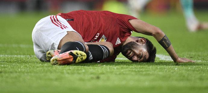 Bruno Fernandes podle Roye Keana půlku zápasu probrečel