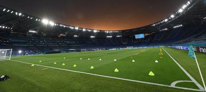 Úvodní duel EURO 2020 se odehraje na římském Stadio Olimpico
