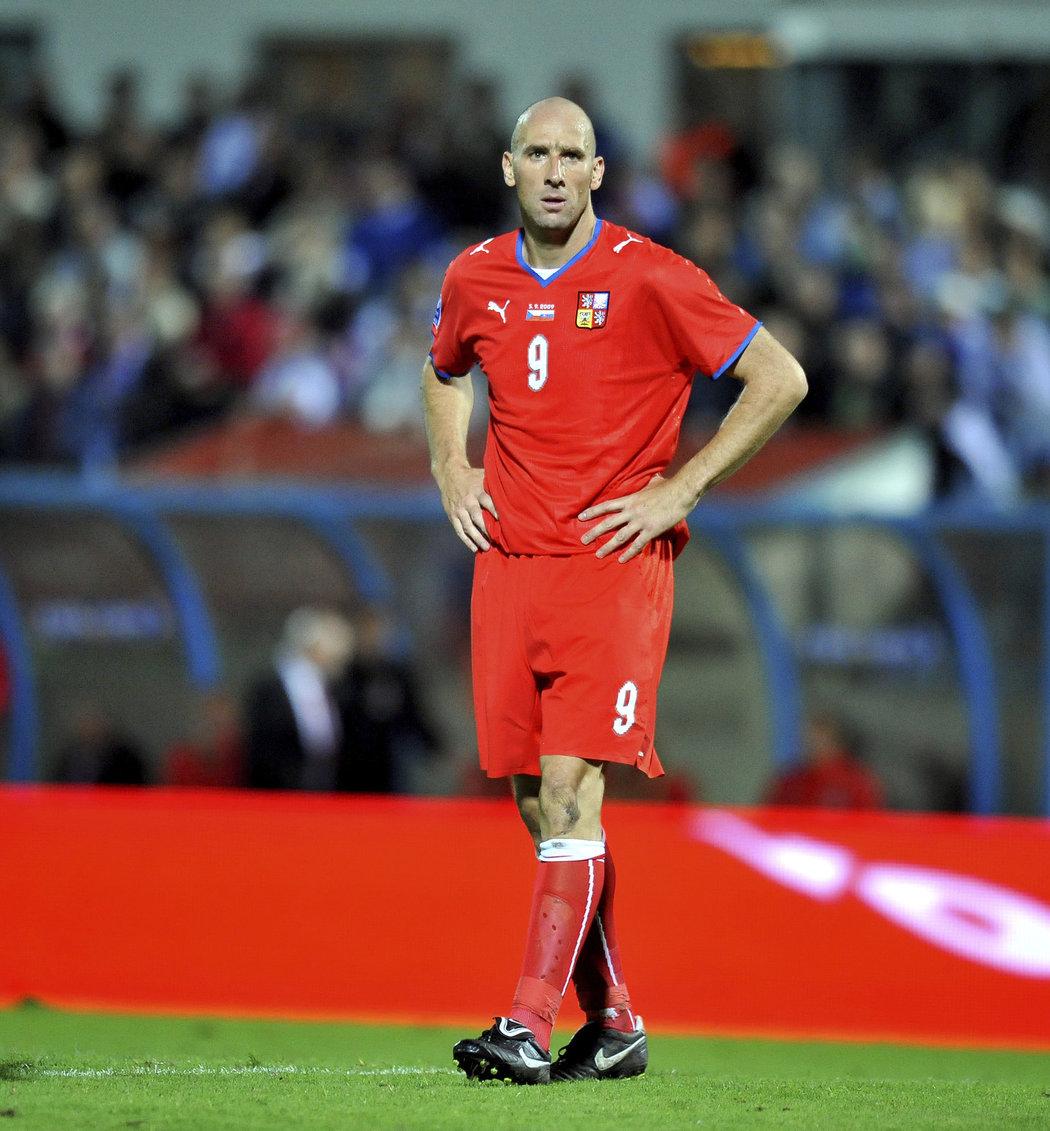 Nejlepší střelec historie české reprezentace Jan Koller kritizuje český tým za vystoupení na EURO ve Francii