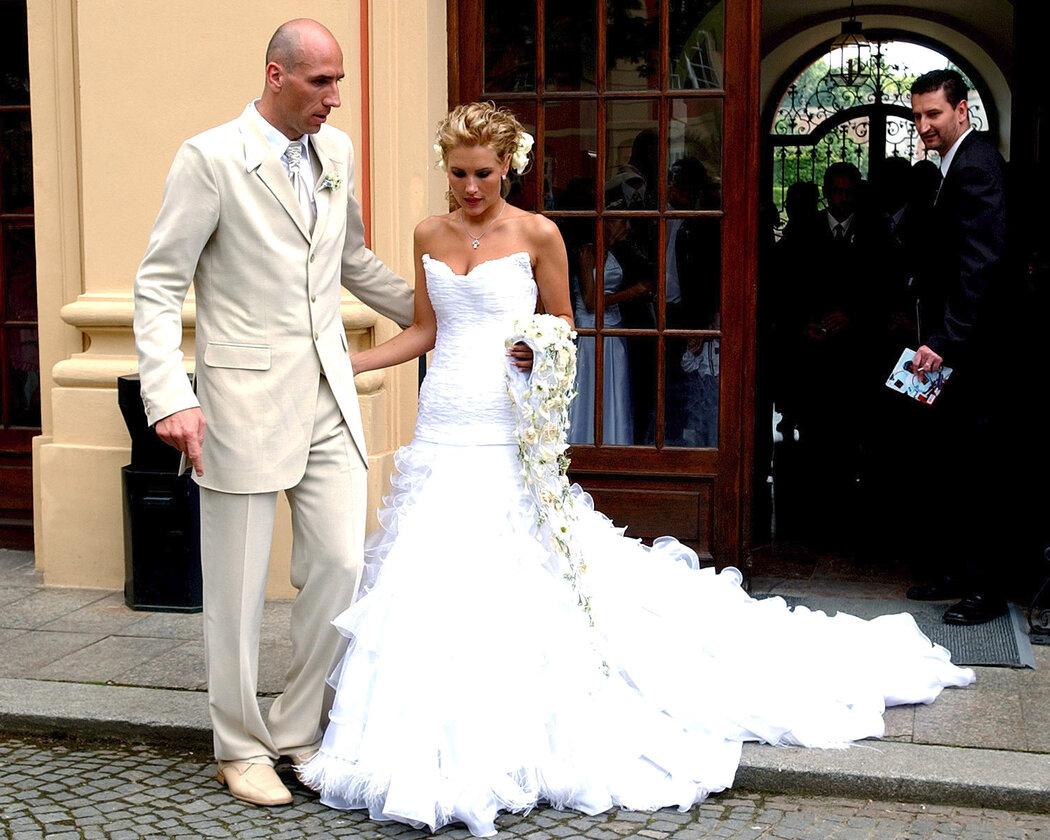 Pohádkové manželství Hedviky a Jana Kollerových je u konce!