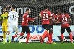 Tomáš Koubek proti poslednímu Guingampu dvakrát inkasoval