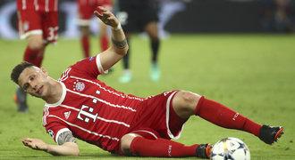 Stoper Süle i přes prohru tvrdí: Tak slabý Real jsem v Mnichově neviděl