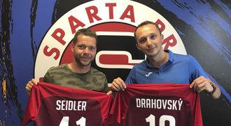 Sparta zbrojí na novou sezonu. Získala tři futsalové reprezentanty