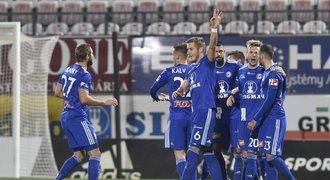 Olomouc je ve čtvrtfinále poháru. Slaví i Liberec, za který rozhodl Potočný