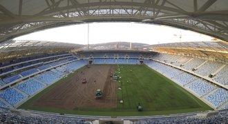 Tak se dočkali! Slovenský stadion snů je téměř hotový, už má trávník