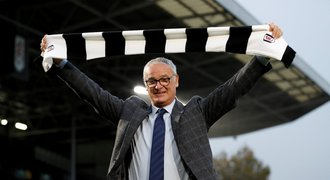 Ranieri chce spasit Fulham: Jsme rodina! O becích mluví jako o pirátech