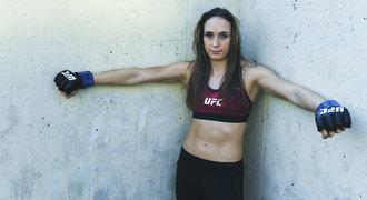 Česká hvězda UFC v Praze Pudilová: Štve mě, když se mi soupeřka vyhýbá