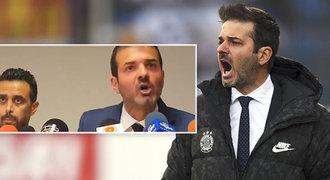Stramaccioni zuřil na tiskovce kvůli tlumočníkovi: Tohle je sabotáž!