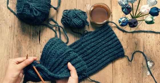 1796cbfafd6 Blog Báry Šťastné  Díky pletení můžete být šťastnější