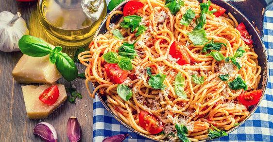 Nejjednodušší špagety z jednoho hrnce: Ideální, když máte hlad, ale nemáte čas!