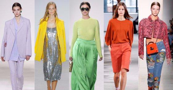 4491d6532b0 Trendy v oblékání jaro 2018 - co se bude nosit a co bude in