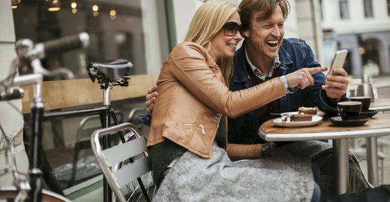 Londýn - Nedávný průzkum přinesl zcela nové poznatky o randění v 21.
