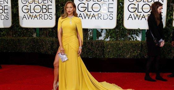 Zlaté glóby: Nejkrásnější šaty na červeném koberci z uplynulých ročníků!