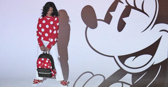 90 módních kousků a doplňků na počest 90. narozenin Mickey Mouse ... d543e31431