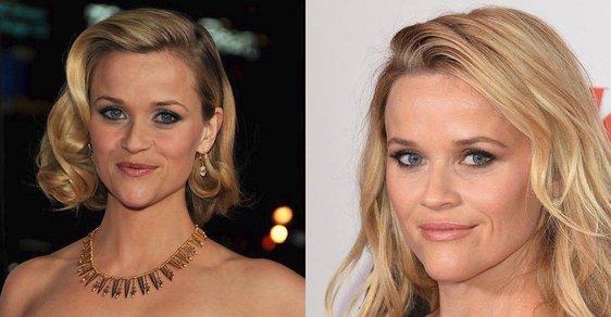 Reese Witherspoon 2009 versus 2019. Najdete nějaký rozdíl?
