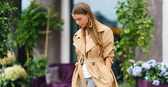 Kabátky a bundičky na podzim