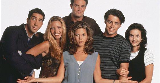 Seriál Přátelé letos slaví 25 let