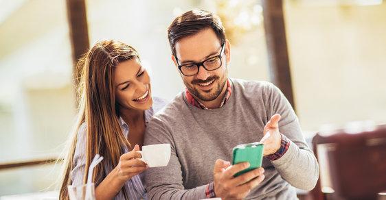 manželství ne datování vztah graf