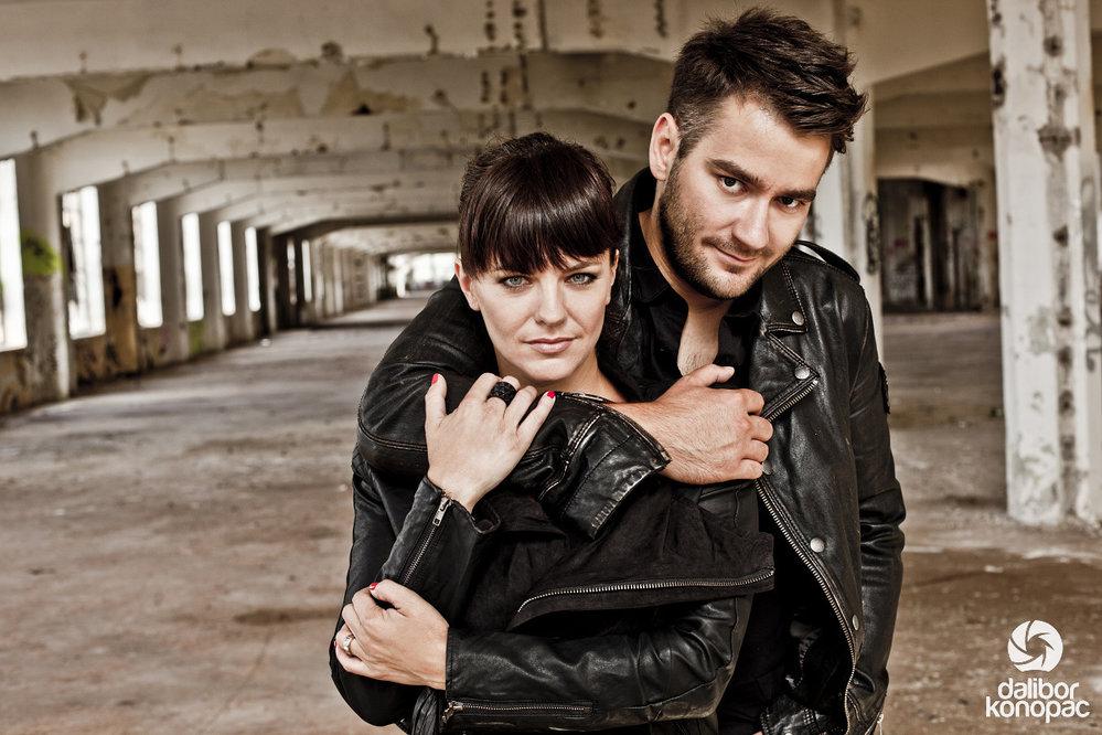Marek Ztracený a Marta Jandová nazpívali duet