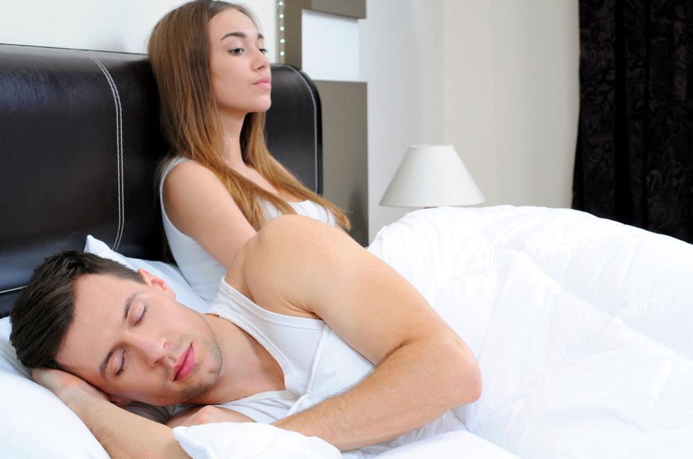 Co dělat, když muž nechce?!