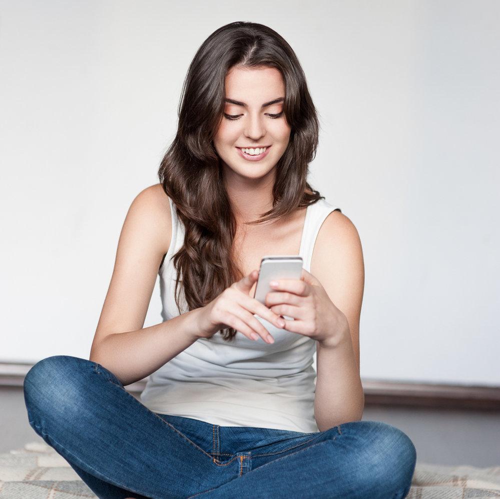 Přes mobil se během okamžiku stanete součástí sítě sexuchtivých dobrodruhů