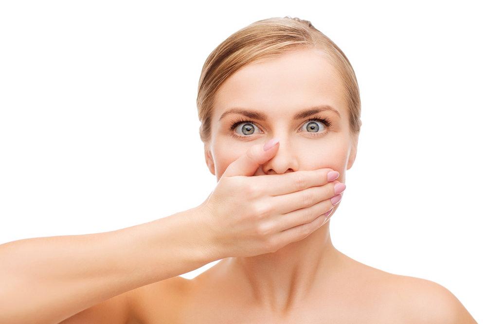 Zápach z úst? Zkontrolujte si své zdraví!