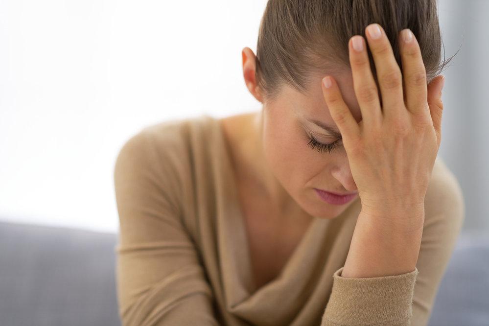 Za přibírání na váze může i deprese.