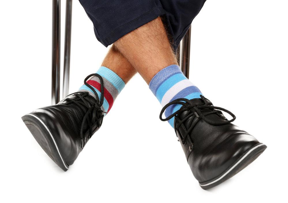 Špatné ponožky