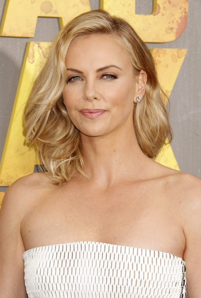 Herečka Charlize Theron