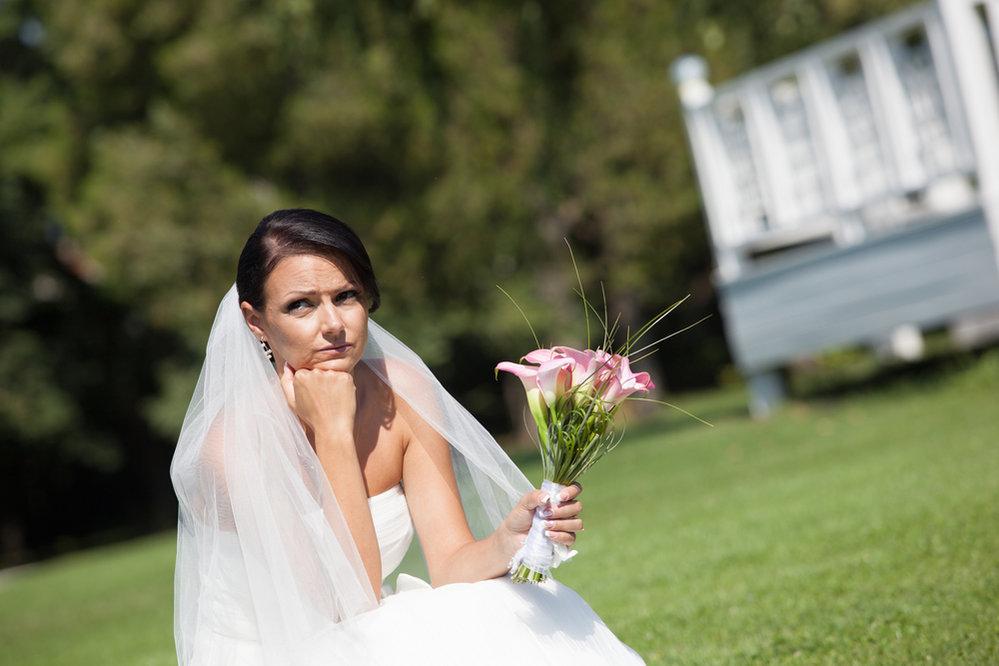 Až polovina rozvedených pochybovala i ve svatební den